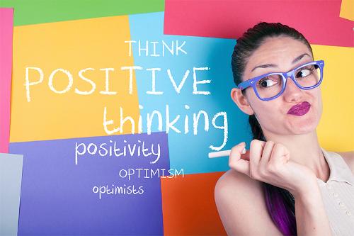 Позитивно мислене