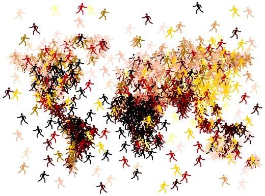 Население на Земята